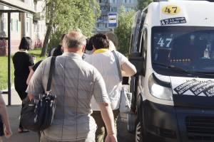 «Коллапс не произошёл»: в Брянске пассажиры потеряли любимые маршрутки
