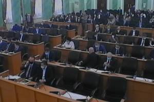 Стартовало очередное заседание Брянской областной думы
