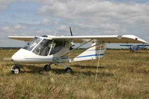 Над Брянской областью у самолета отказал двигатель