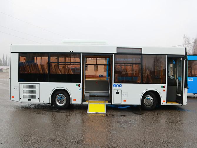 В Брянске автобусы за год перевезли 20 миллионов человек
