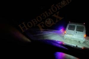 На брянской трассе Ford насмерть сбил пешехода