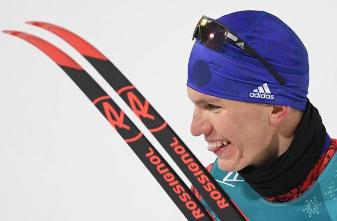 Норвежцы изучат технику брянского лыжника Александра Большунова