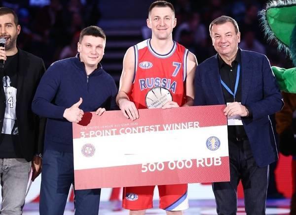 Брянский спортсмен Виталий Фридзон завоевал полмиллиона