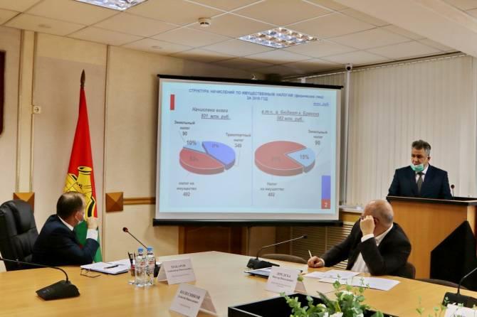 Жители Брянска задолжали по имущественным налогам 214 млн рублей