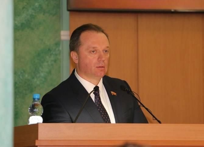 Антошина назначили заместителем спикера Брянской облдумы