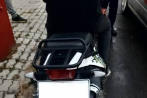 В Трубчевском районе 14-летний школьник устроил покатушки на мотоцикле