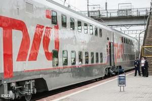 Из Брянска в Москву перед Новым годом пустят двухэтажные поезда