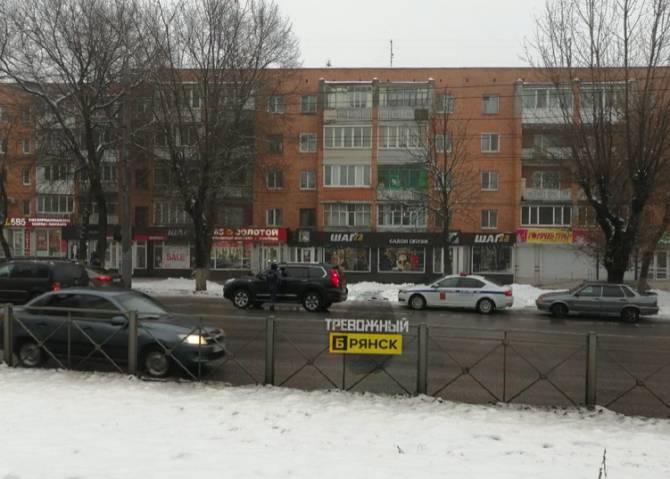 В Брянске сотрудники ГИБДД устроили облаву на водителей