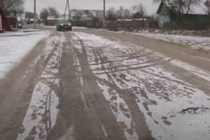 Брянские власти оказались бессильны перед пыльной дорогой