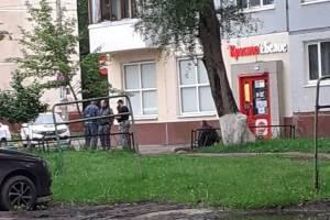 Брянец устроил дебош в магазине «Красное и Белое»