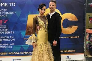 Брянские танцоры успешно выступили на Международных соревнованиях в Москве