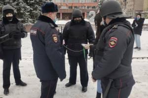 Брянский оперативный штаб переключился с COVID-19 на митинги