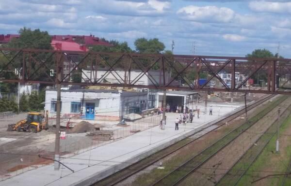 Ж/д вокзал «Брянск-Льговский» отремонтируют за 220 млн рублей