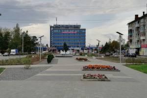 Брянские власти приняли в эксплуатацию сквер завода «Литий»