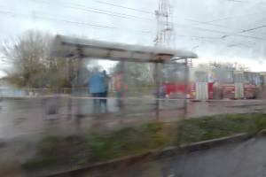 В Брянске на Телецентре ищут бомбу в троллейбусе