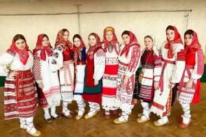 Брянский фольклорный ансамбль стал вторым на Международном фестивале