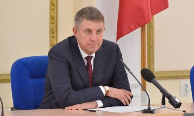 Работу брянского губернатора Богомаза оценили в 75 копеек