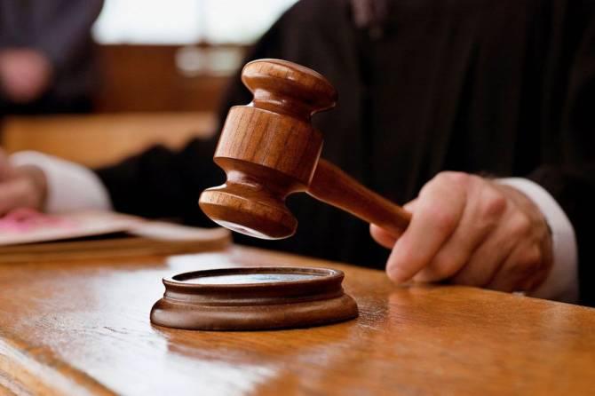 В Почепе водителя осудили за пьяное ДТП с погибшим