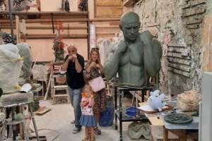 В Брянске установят памятник выдающемуся боксеру Николаю Королеву