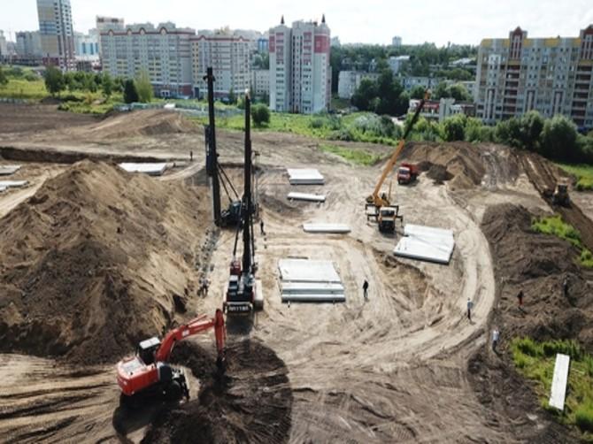 В Брянске к строительству Дворца единоборств привлекут дополнительных подрядчиков