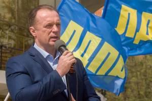В Брянске больше всех руководителей облдумы доверяют Сергею Антошину