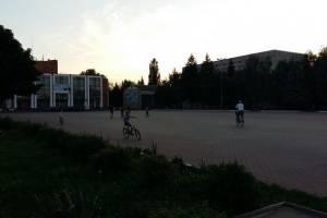 Трубчевских чиновников заставили отремонтировать видеонаблюдение на площади