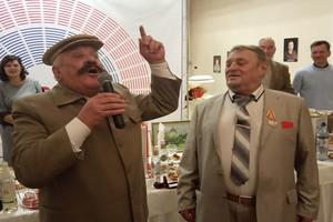 В Брянске прошел бенефис народного артиста Иосифа Камышева
