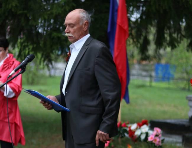 Скончался глава брянского поселка Стеклянная Радица Виктор Столбов