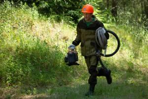 На Брянщине определили лучшего лесного пожарного