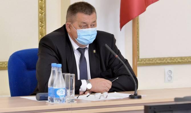 Бывший вице-губернатор Резунов возглавил администрацию Мглинского района