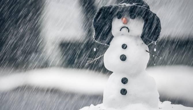 На Брянщине в понедельник потеплеет до +6