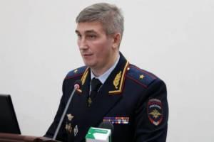 Начальник брянской полиции Владислав Толкунов отмечает день рождения