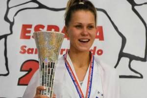Брянская спортсменка Мария Ларюхина стала мастером спорта международного класса
