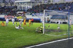 В матче Кубка России брянское «Динамо» проиграло тульскому «Арсеналу»