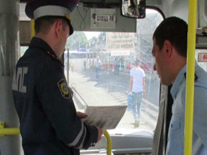 В поселке Большое Полпино проверят маршрутки и автобусы
