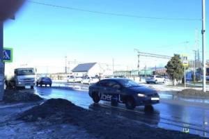 В Брянске лихач на такси Uber сбил на зебре 11-летнего школьника