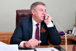Брянский губернатор отменил коронавирус для идущих на выборы