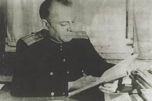 В Брянске появится мемориальная доска писателю Николаю Патову
