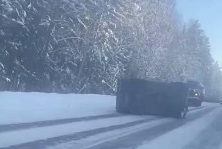 В Дятьковском районе массовое ДТП устроил 70-летний водитель