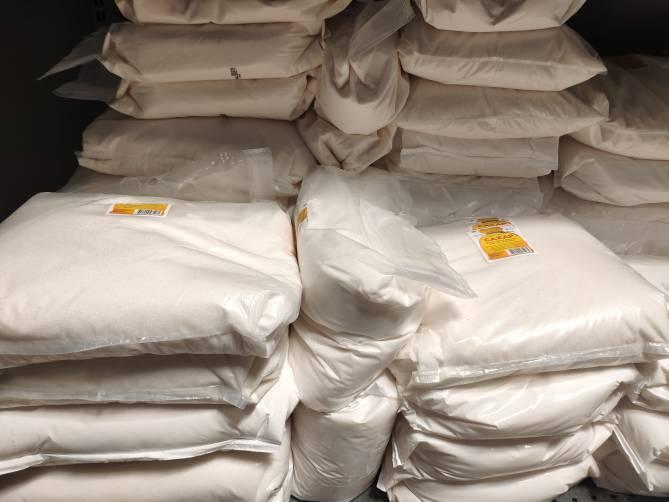 В Брянской области вслед за яйцами подешевел сахар