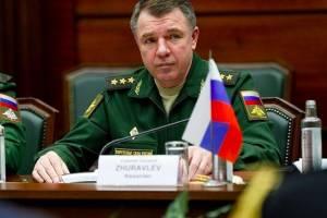 Брянщину посетил командующий ЗВО Александр Журавлёв