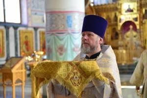 В Брянске митрополит Александр провел службу в Кафедральном соборе
