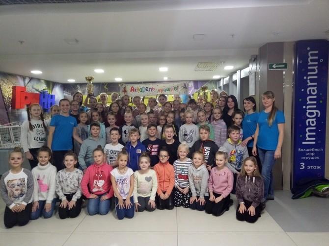 Брянский ансамбль «Акварель» взял Гран-при международного фестиваля