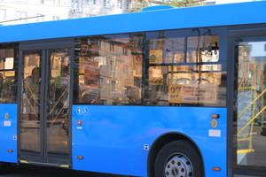 В Брянске в автобусе упала 44-летняя пассажирка