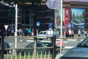 В Брянске причиной эвакуации людей из «Аэропарка» назвали технические проблемы