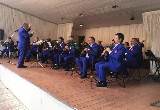 В Брянске концертами отметили годовщину образования области