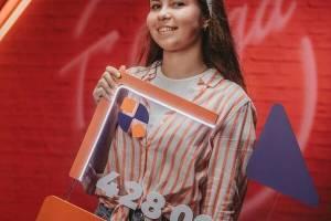 Брянская студентка получила грант на «Тавриде»