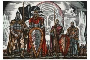 Брянцев пригласили на выставку «Слово о полку Игореве»