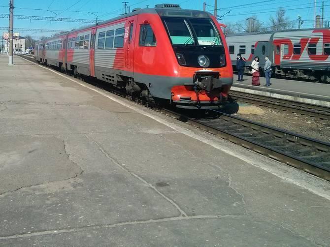 В Брянске на железнодорожных путях задержали женщину с героином