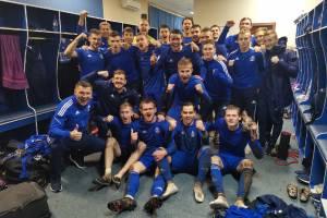 Брянское «Динамо» на своем поле разгромило «Салют-Белгород»
